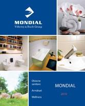 Vase WC si rezervoare - Catalog general de produse MONDIAL