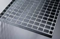 Gratare metalice presate, pline, electroforjate din otel inoxidabil si tabla profilata Gratarele sunt corpuri plane cu capacitate portanta, cu multe deschideri (ochiuri) dispuse in forme regulate. Sunt formate din bare portante si bare neportante.