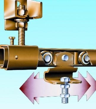 Exemple de utilizare Role pentru porti glisante MEA - Poza 3