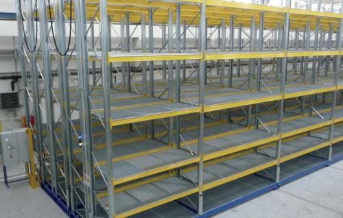 Prezentare produs Rafturi modulare tip MEA MEA - Poza 4