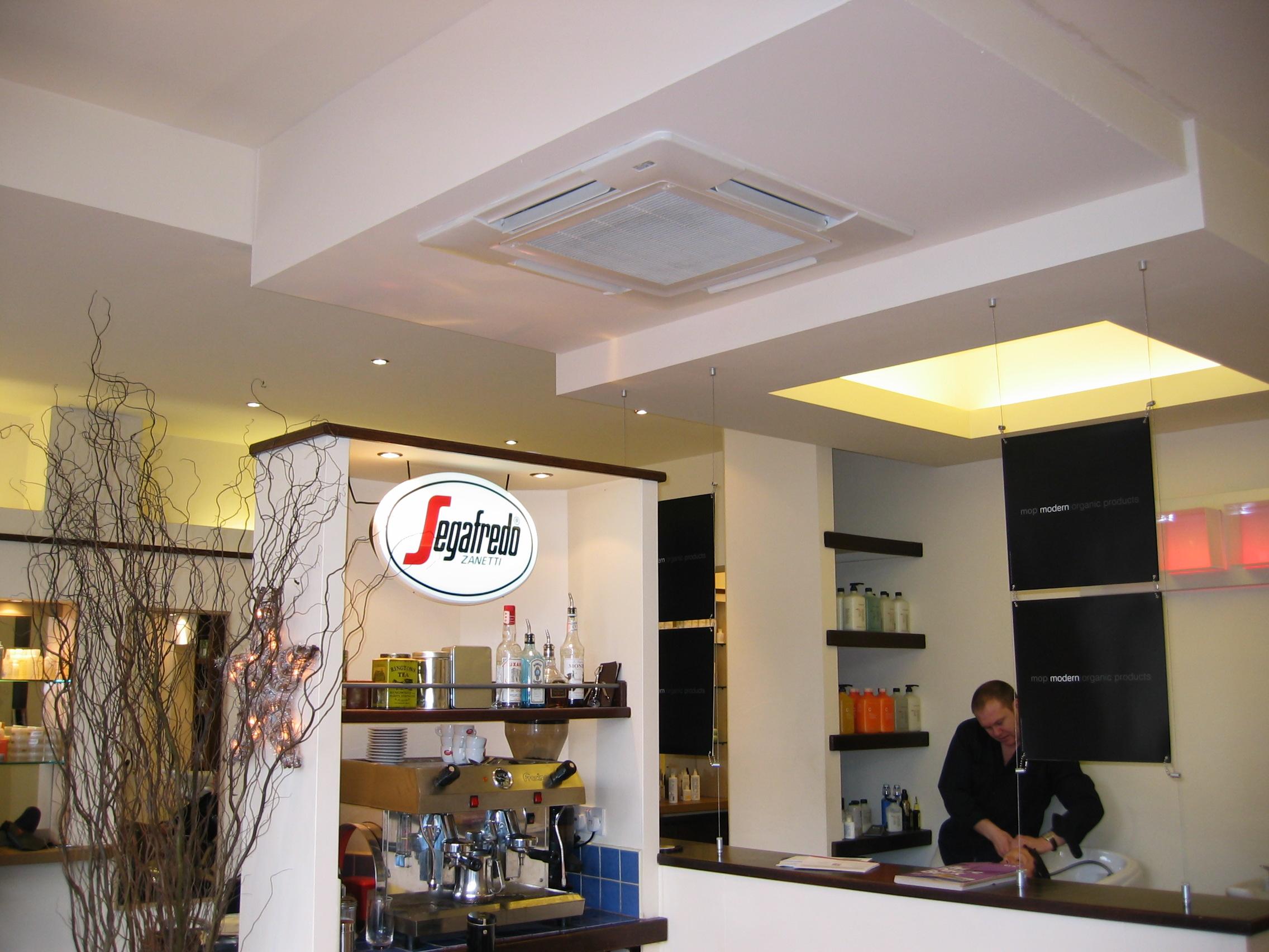 Aparat de aer conditionat tip Caseta STARWAY - Poza 21