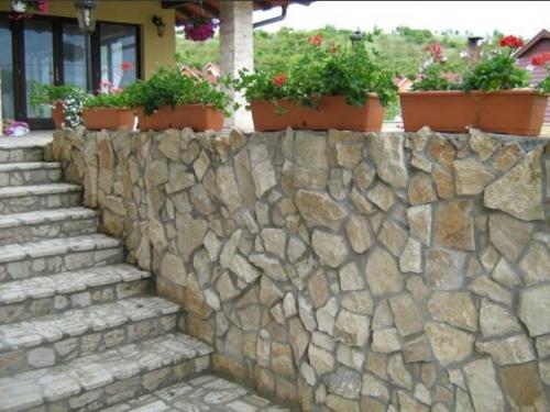 Piatra naturala pentru trepte si pavaje RESIDO - Poza 1