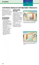 VORTICE - Produse de tratare a aerului - Vortronic VORTICE