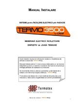 Sisteme pentru incazlirea electrica prin radiatie TERMOTEX
