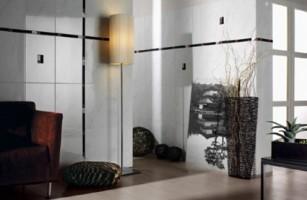 Faianta Placi ceramice oferita de IMOLA obtinute prin ardere dubla, sunt destinate personalizarii oricarui perete. Particularitati: faianta smaltuita, culori calde si contraste puternice, dimensiuni standard si atipice pentru orice constructie, decoruri cu insertii metalice sau cu imitatii aplicate in forme geometrice si motive.