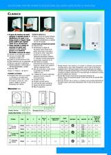 Uscatoare pentru maini si dozatoare de sapun automate si manuale VORTICE