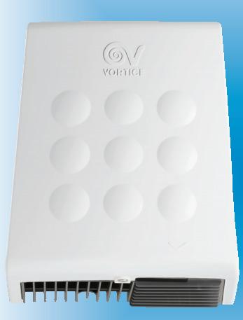 Uscatoare pentru maini automate si manuale VORTICE - Poza 2