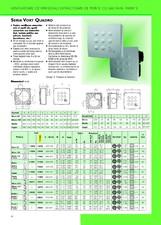 Ventilatoare centrifugale extractoare de perete cu sau fara timer VORTICE