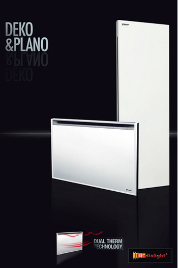 Radiator electric DEKO, PLANO RADIALIGHT - Poza 5