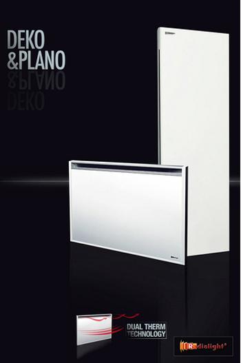 Radiator electric DEKO, PLANO RADIALIGHT - Poza 5