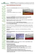 Sera profesionala MENATWORK AGRICOL