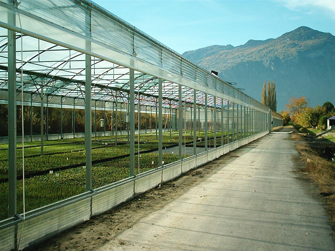 Sere cu deschidere descendenta la peretii laterali MENATWORK AGRICOL - Poza 17