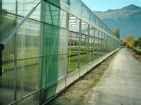 Sere cu deschidere descendenta la peretii laterali MENATWORK AGRICOL - Poza 25