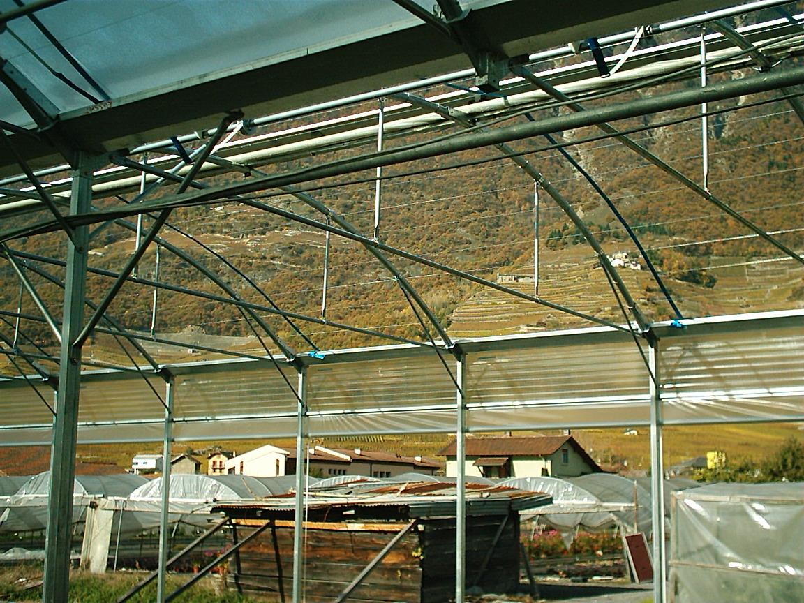 Sere cu deschidere descendenta la peretii laterali MENATWORK AGRICOL - Poza 7