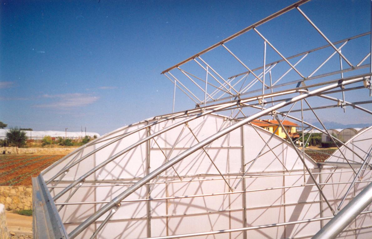 Sere cu deschidere dubla la culme MENATWORK AGRICOL - Poza 16