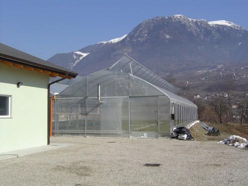 Sere cu deschidere simpla la culme MENATWORK AGRICOL - Poza 1