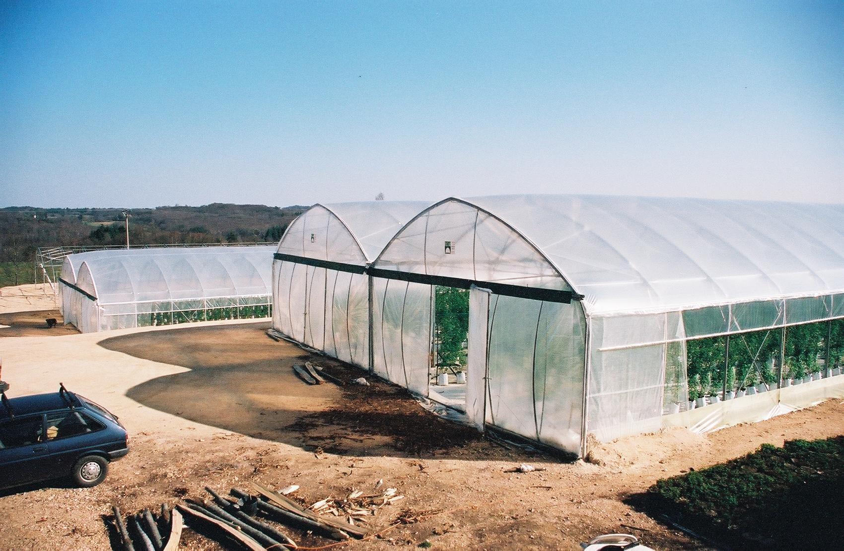 Solarii cu latime de 16.70m MENATWORK AGRICOL - Poza 1