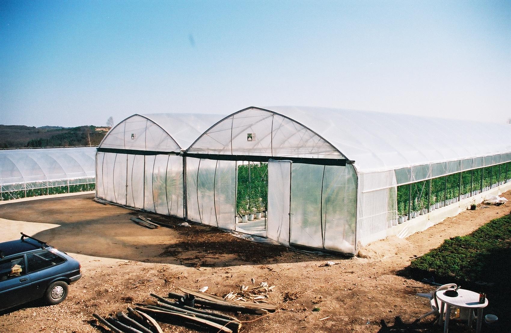 Solarii cu latime de 16.70m MENATWORK AGRICOL - Poza 7