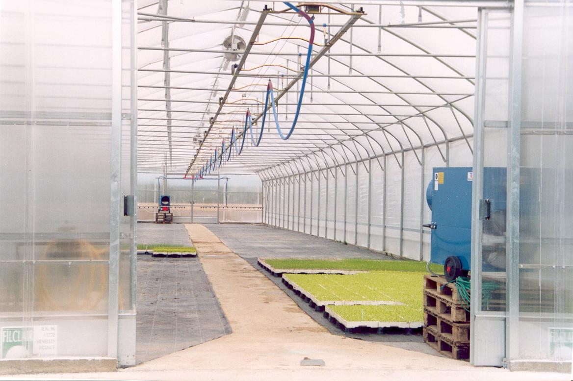 Solarii cu latime de 8.70m MENATWORK AGRICOL - Poza 1