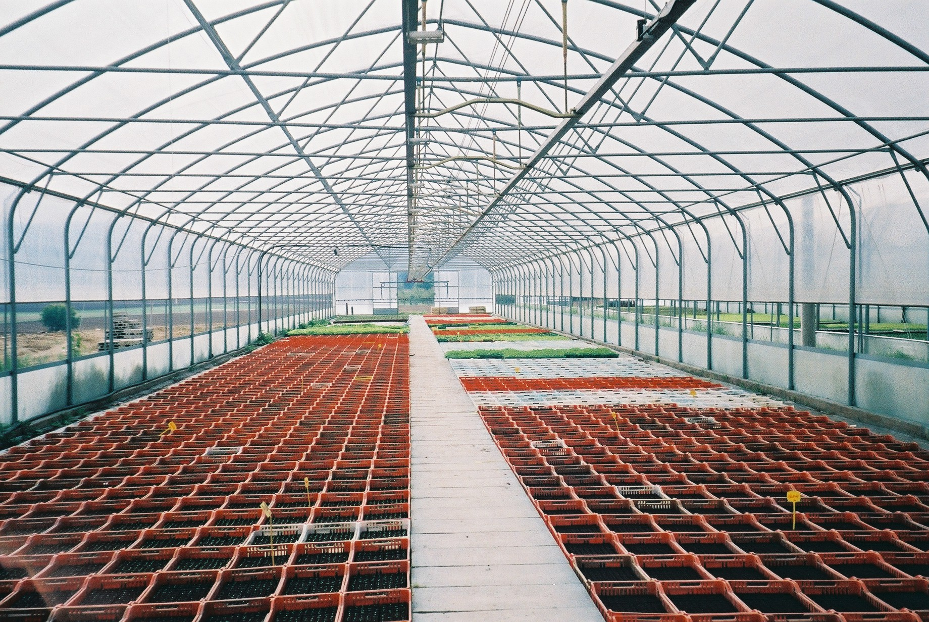 Solarii cu latime de 8.70m MENATWORK AGRICOL - Poza 11