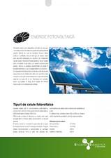 Panouri fotovoltaice MENATWORK ENERGY