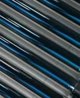 Panouri solare Panourile solare presurizate, echipate cu tuburi vidate  superconductoare 58x1800 si 70x2000 sunt realizate pe baza celor mai  noi si moderne tehnologii, au un transfer energetic foarte eficient si  produc energie termica gratuit tot timpul anului. Se folosesc pentru  producerea apei calde menajere si ca ajutor pentru incalzirea  locuintelor si institutiilor publice sau private, incalzirea apei din  piscina, etc.
