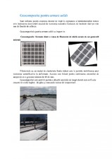 Geocompozite de asfalt IRIDEX GROUP PLASTIC