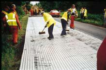 Geocompozite de asfalt IRIDEX GROUP PLASTIC - Poza 3