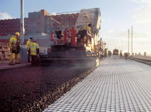 Geocompozite de asfalt IRIDEX GROUP PLASTIC - Poza 4