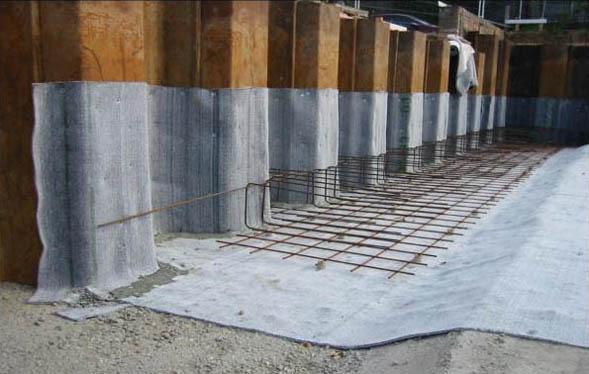 Membrana bentonitica pentru hidroizolarea fundatiilor CETCO - Poza 10