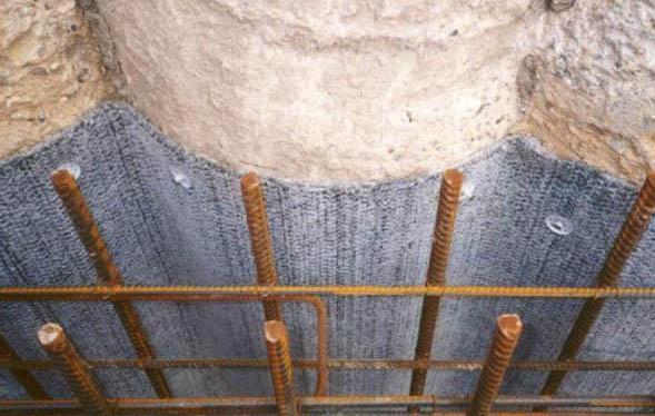Membrana bentonitica pentru hidroizolarea fundatiilor CETCO - Poza 11