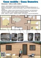 Case mobile - Casa Demetra EURO MODUL