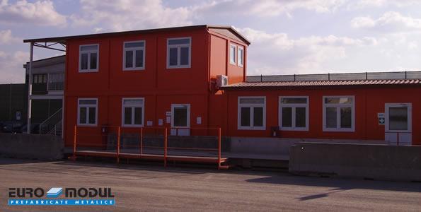 Containere pentru birouri si sedii de firma EURO MODUL - Poza 1