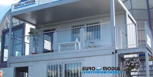 Prezentare produs Containere pentru birouri si sedii de firma EURO MODUL - Poza 6