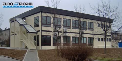 Prezentare produs Containere pentru birouri si sedii de firma EURO MODUL - Poza 5