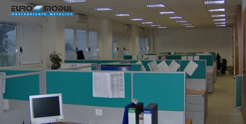 Prezentare produs Containere pentru birouri si sedii de firma EURO MODUL - Poza 4