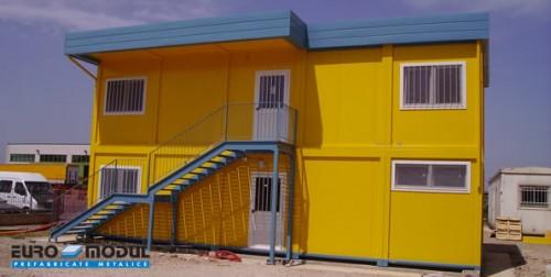 Prezentare produs Containere pentru birouri si sedii de firma EURO MODUL - Poza 2