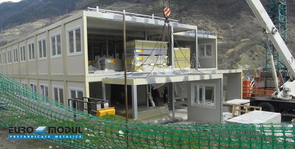 Containere pentru organizari de santier EURO MODUL - Poza 3