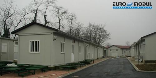 Prezentare produs Containere pentru spatii comerciale EURO MODUL - Poza 1
