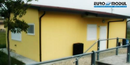 Prezentare produs Containere pentru spatii comerciale EURO MODUL - Poza 2