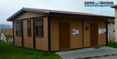 Prezentare produs Containere pentru spatii comerciale EURO MODUL - Poza 3