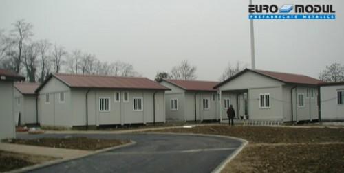 Prezentare produs Containere pentru spatii comerciale EURO MODUL - Poza 4