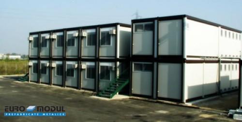 Prezentare produs Containere pentru spatii comerciale EURO MODUL - Poza 5