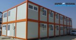 Containere  metalice multifunctionale pentru organizari de santiere, birouri, vestiare - EURO MODUL