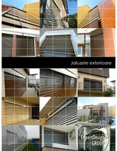 Jaluzele exterioare EXPERT DESIGN GROUP