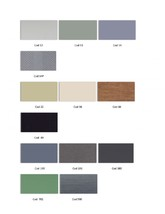 Culori standard jaluzele exterioare EXPERT DESIGN GROUP