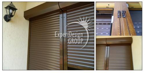 Rulori exterioare EXPERT DESIGN GROUP - Poza 11