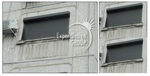 Jaluzele exterioare EXPERT DESIGN GROUP - Poza 36