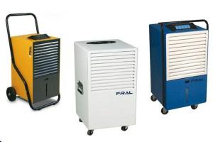 Aparate pentru dezumidificare Dezumidificatoarele FRAL pentru multiple domenii de utilizare. Dezumidificatoare pentru piscine, saune si centre SPA, industriale, portabile si dezumidificatoare rezidentiale.