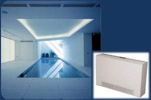 Dezumidificatoare pentru piscine Dezumidificatoarele pentru piscine FRAL ofera control digital al umiditatii. Aceste pot fi utlilizate si pentru dezumidificare biblioteci, muzee, birouri, arhive, subsoluri sau depozite.